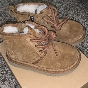 Little boys Ugg boots
